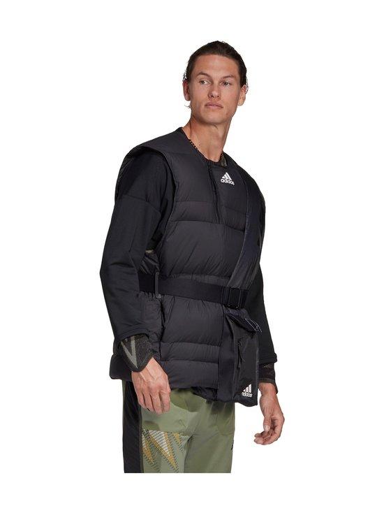 adidas Performance - Prime COLD.RDY Down Vest -untuvaliivi - BLACK BLACK   Stockmann - photo 5