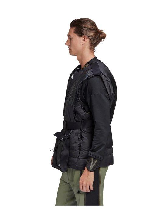 adidas Performance - Prime COLD.RDY Down Vest -untuvaliivi - BLACK BLACK   Stockmann - photo 6