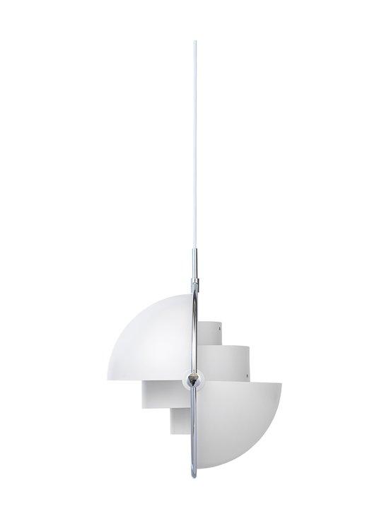 Gubi - Multi-Lite Pendant -riippuvalaisin - WHITE SEMI MATT | Stockmann - photo 3