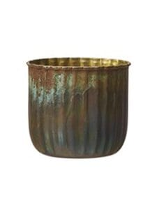 Wikholm Form - Manju S -ruukku 11 x 10 cm - ANTIQUE GREEN | Stockmann