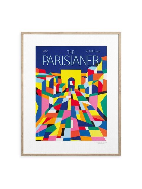 The Parisianer N51 Dorin -juliste 30 x 40 cm