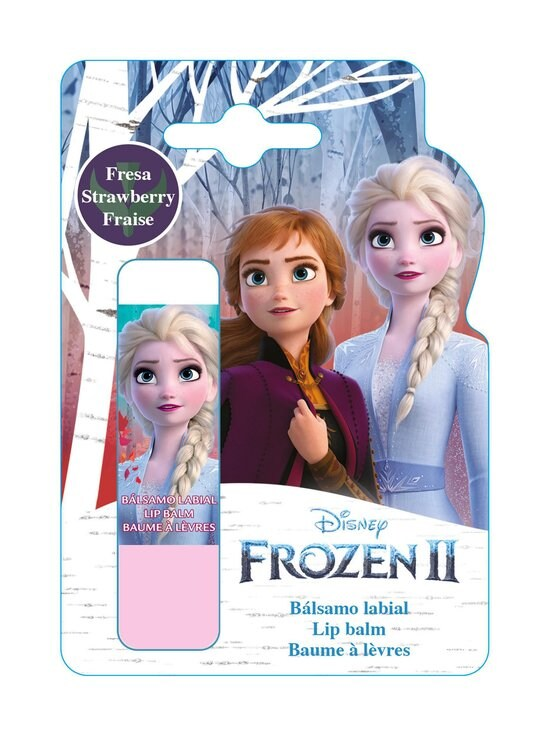 Frozen - Lip Balm Strawberry Flavour -huulivoide 15 ml - NOCOL | Stockmann - photo 1