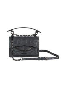 Karl Lagerfeld - K/Karl Seven Croc Shoulder Bag -nahkalaukku - A292 THUNDER   Stockmann