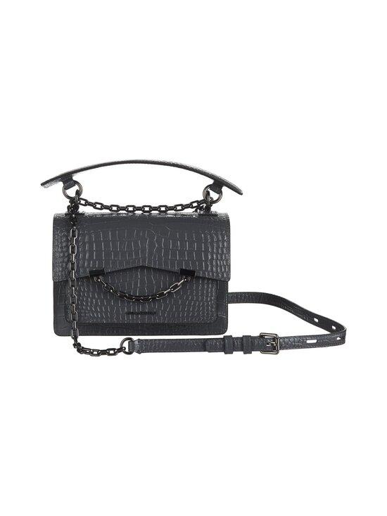 Karl Lagerfeld - K/Karl Seven Croc Shoulder Bag -nahkalaukku - A292 THUNDER | Stockmann - photo 1