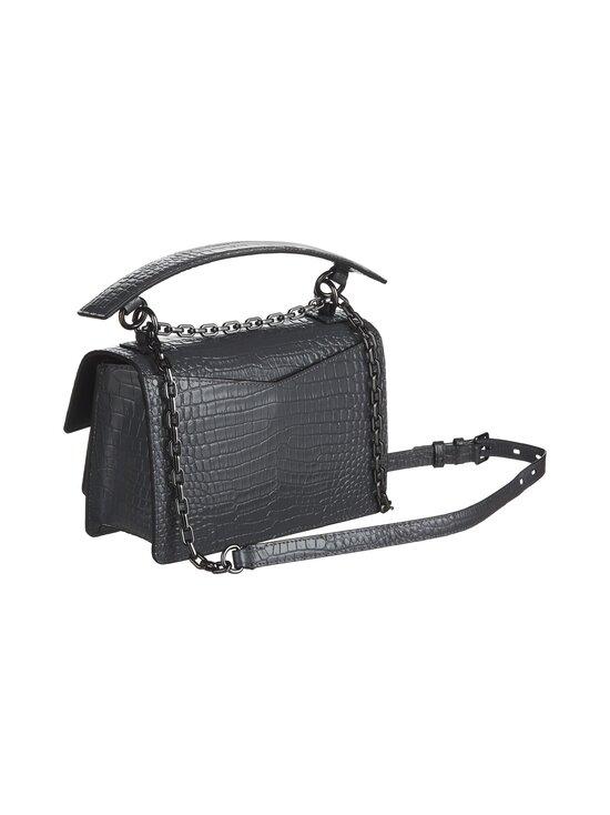 Karl Lagerfeld - K/Karl Seven Croc Shoulder Bag -nahkalaukku - A292 THUNDER | Stockmann - photo 2