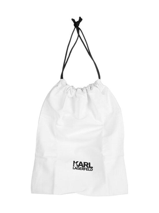 Karl Lagerfeld - K/Karl Seven Croc Shoulder Bag -nahkalaukku - A292 THUNDER | Stockmann - photo 3