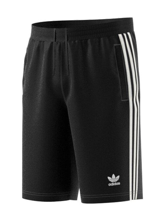 adidas Originals - 3-Stripe -shortsit - BLACK BLACK   Stockmann - photo 3