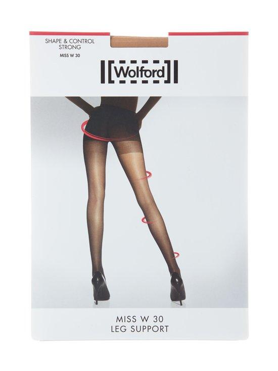 Wolford - Miss W 30 den Leg Support -sukkahousut - GOBI   Stockmann - photo 1