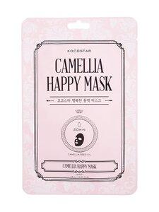KOCOSTAR - Camellia Happy Mask -kangasnaamio 23 ml | Stockmann