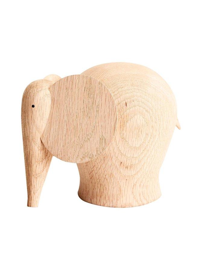 Nunu Elephant Medium -figuuri