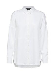 Selected - SlfTrixy LS Shirt -pusero - SNOW WHITE | Stockmann
