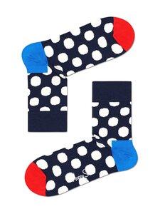 Happy Socks - Half Crew Big Dot -sukat - 6300-NAVY | Stockmann
