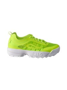 Fila - M Disruptor Run CB -sneakerit - 60M - NEON LIME | Stockmann