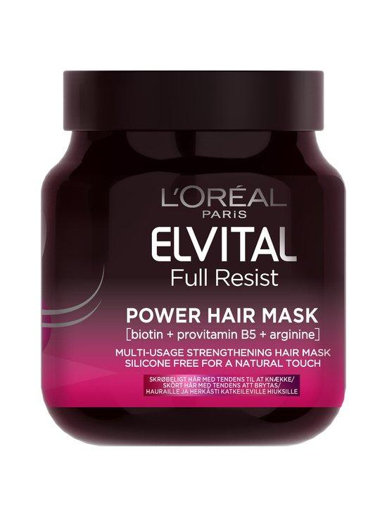 L'Oréal Paris - Elvital Hair Mask -hiusnaamio 680 ml - NOCOL | Stockmann - photo 1