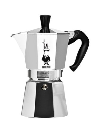 6 cup suede Express pot - Bialetti