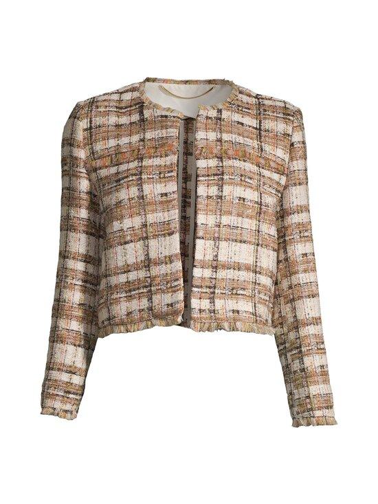 Marella - Tay Jacket -jakku - 001 CREAM CHECK | Stockmann - photo 1