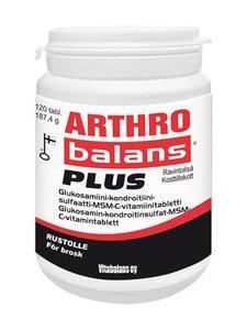 Vitabalans - Arthro Balans Plus -ravintolisä 120 tabl./191,6 g | Stockmann