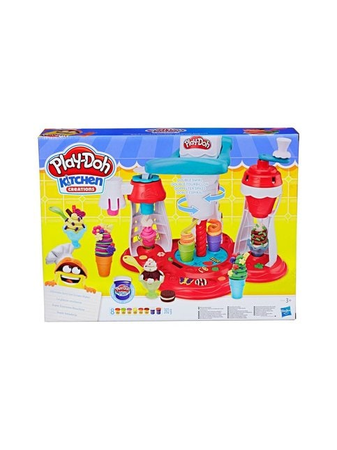 Play-Doh Ultimate Swirl Ice Cream Maker -pakkaus