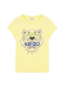KENZO KIDS - Tiger-paita - 07 LEMON | Stockmann