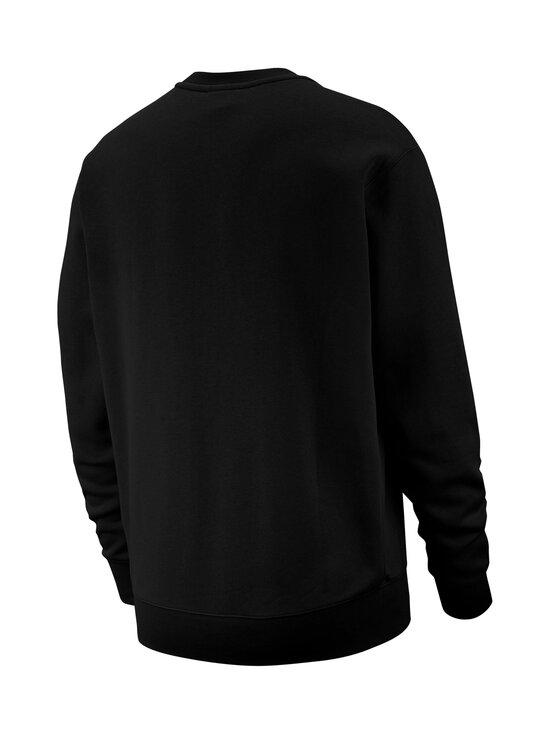 Nike - Club-fleecepaita - BLACK/WHITE 010 | Stockmann - photo 2