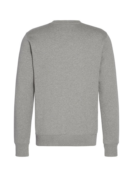 Calvin Klein Jeans - Iconic Monogram Crewneck -collegepaita - P2F MID GREY HEATHER | Stockmann - photo 2