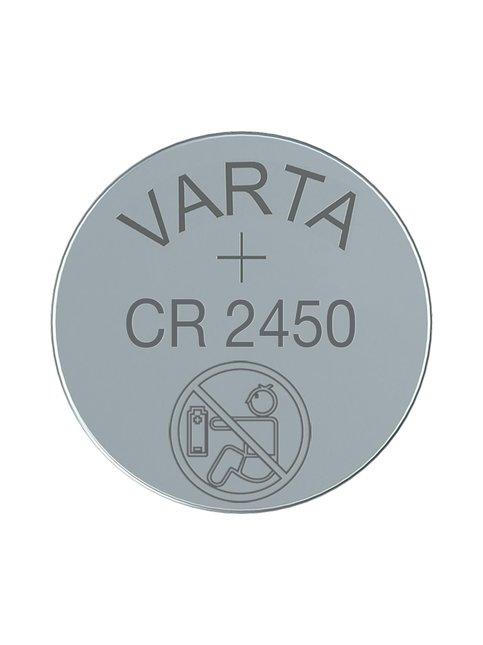 CR2450-paristo