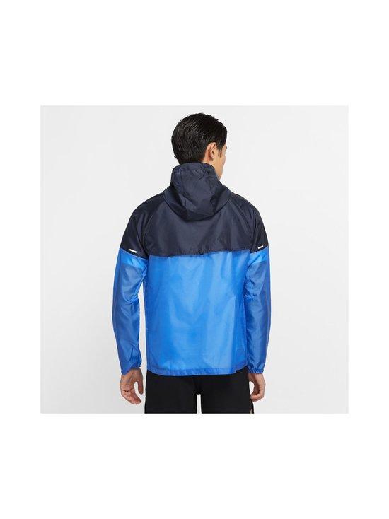 Nike - Windrunner-takki - PACIFIC BLUE/OBSIDIAN/REFLECTIVE SILV | Stockmann - photo 4
