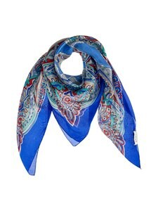 A+more - Caisley-silkkihuivi - BLUE | Stockmann