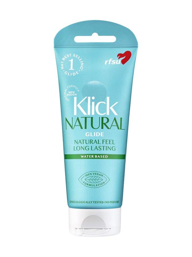 Klick Natural Glide -liukuvoide 100 ml