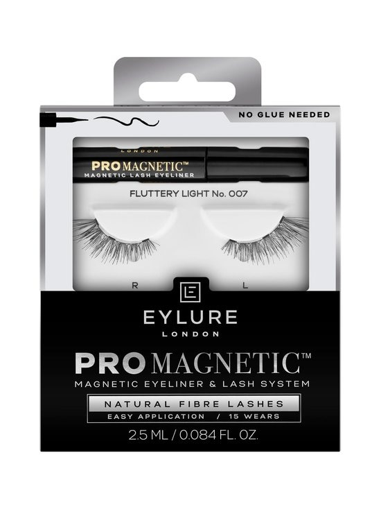 Eylure - Pro Magnetic Natural Fibre 007 -irtoripset - BLACK | Stockmann - photo 1