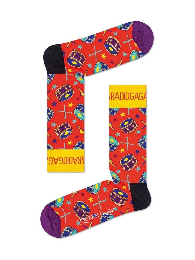 Queen x Happy Socks -sukat