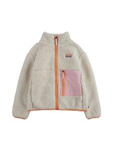 Levi's Kids - Boxy Sherpa Jacket -takki - X1U OATMEAL HEATHER   Stockmann