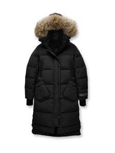 Canada Goose Black label - Aldridge Parka -untuvatakki - 61 BLACK - NOIR | Stockmann