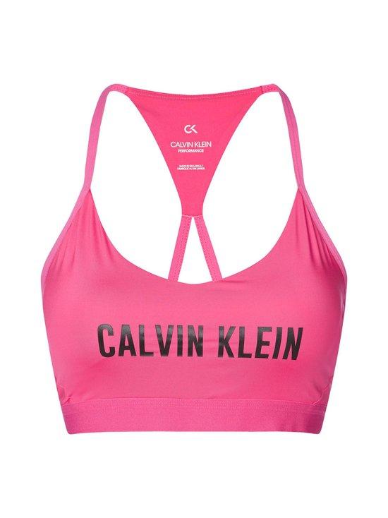 Calvin Klein Performance - Low Support -urheiluliivit - 996 BEETROOT PURPLE | Stockmann - photo 1