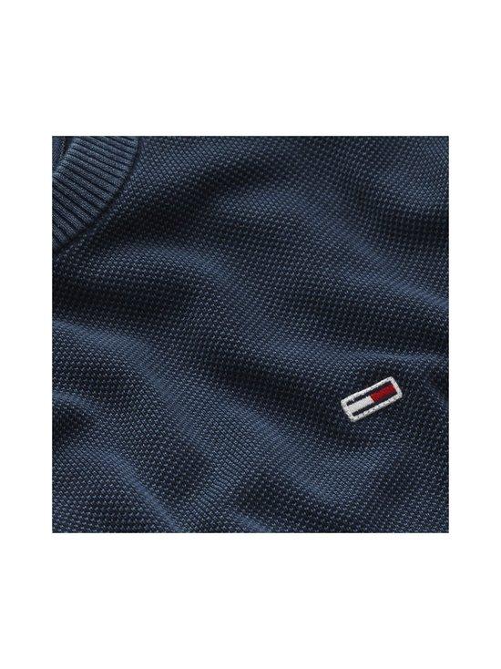 Tommy Jeans - Tjm Lightweight -puuvillaneule - C87 TWILIGHT NAVY   Stockmann - photo 6