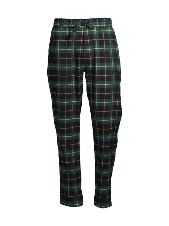 Superdry - Laundry Flannel -pyjamahousut - 4AB HIGHLANDER CHECK PINE | Stockmann - photo 1