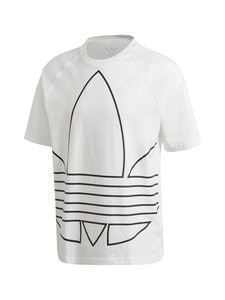 adidas Originals - Bg Trf Out Tee -paita - WHITE | Stockmann