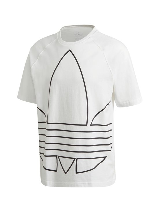adidas Originals - Bg Trf Out Tee -paita - WHITE | Stockmann - photo 1