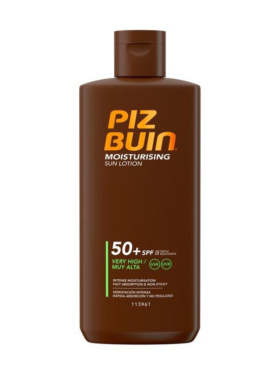 Piz Buin - Moist Lotion SPF50+ Sunscreen -aurinkosuojavoide 200 ml - NOCOL | Stockmann - photo 1