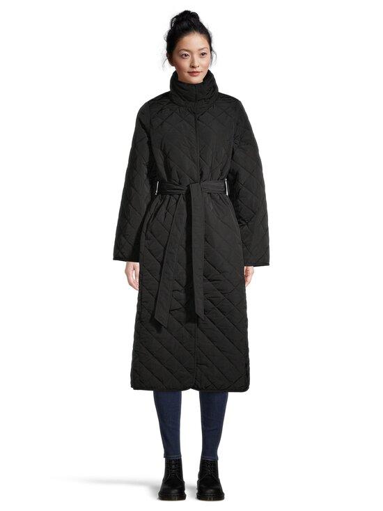 cut & pret - AMANDA quilted jacket -takki - BLACK   Stockmann - photo 2