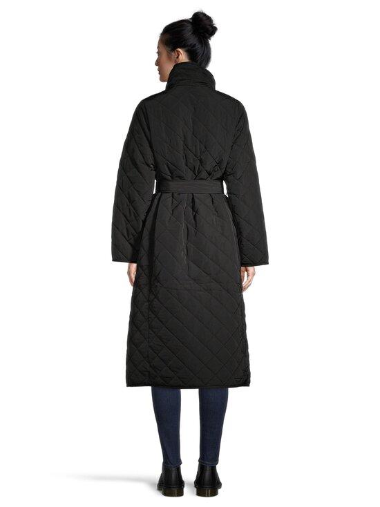 cut & pret - AMANDA quilted jacket -takki - BLACK   Stockmann - photo 3