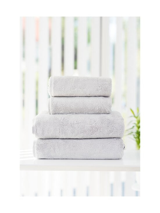 LUIN LIVING - Your Home Your Spa -pyyhe - PEARL GREY | Stockmann - photo 6