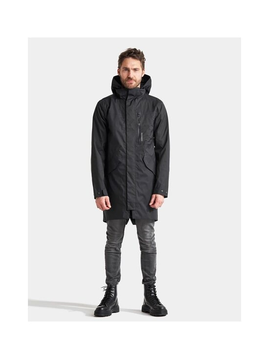 Didriksons - Arnold-parka - 060 BLACK | Stockmann - photo 3