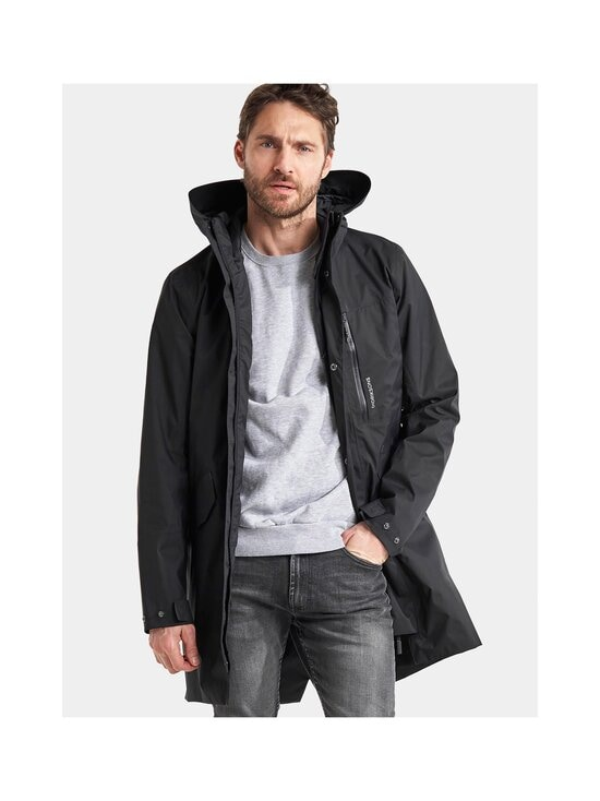Didriksons - Arnold-parka - 060 BLACK | Stockmann - photo 5