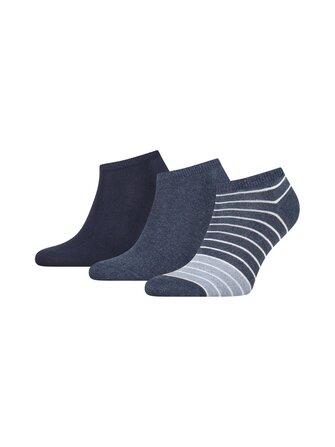 TH sneaker socks 3-pack - Tommy Hilfiger