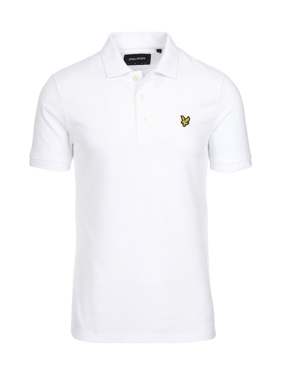Lyle & Scott - Pikeepaita - WHITE (VALKOINEN) | Stockmann - photo 1