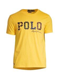 Polo Ralph Lauren - Logo T-paita - 002 YELLOW | Stockmann