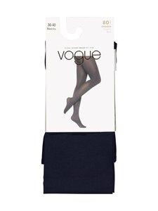 Vogue - Opaque 3D -sukkahousut 80 den - 2293 BLACK IRISH | Stockmann