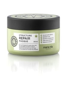 Maria Nila - Care & Style Structure Repair Masque -hiusnaamio 250 ml - null | Stockmann