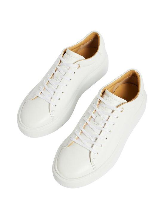 Ted Baker London - Yinka Leather Platform Trainer -nahkasneakerit - WHITE   Stockmann - photo 3